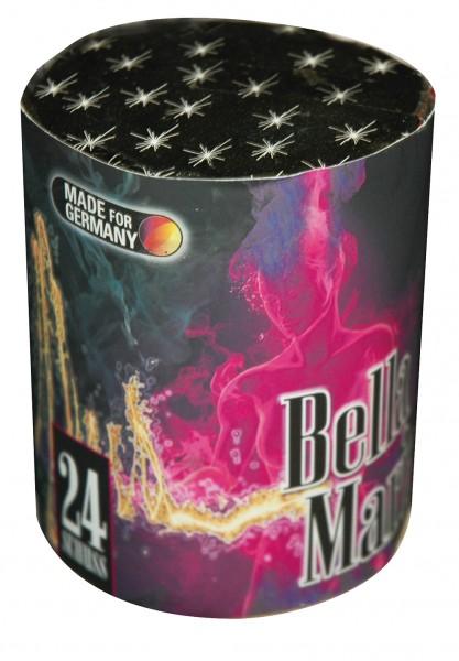 Lesli Bella Maria, 24 Schuss Feuerwerk-Batterie