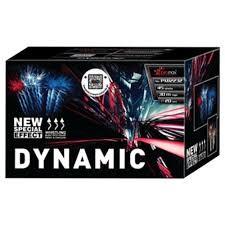 Piromax PXB2232 Dynamik, 45 Schuss Feuerwerk-Batterie